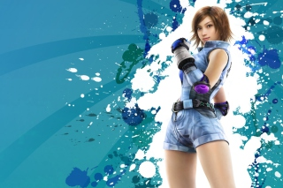 Asuka Kazama From Tekken - Obrázkek zdarma pro HTC Desire 310