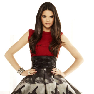 Kendall Jenner - Obrázkek zdarma pro iPad 3