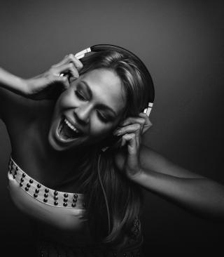 Let Music Play - Obrázkek zdarma pro Nokia Asha 300