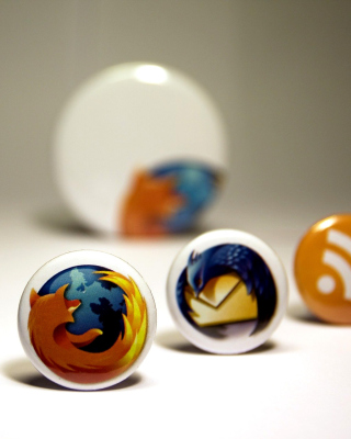 Firefox Browser Icons - Obrázkek zdarma pro 360x640
