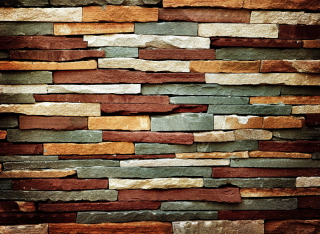 Stone Wall Wallpaper for Android, iPhone and iPad