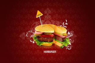 Hamburger Wallpaper for Android, iPhone and iPad