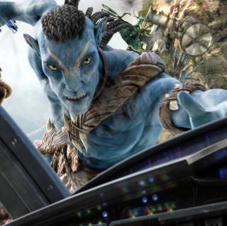 Avatar Movie - Obrázkek zdarma pro iPad