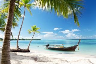 Tulum, Mexico Tropical Beach - Obrázkek zdarma pro Samsung Galaxy Tab 4 7.0 LTE