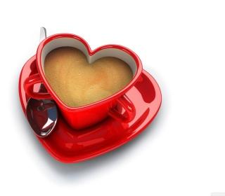 Cup Of Love - Obrázkek zdarma pro iPad 2