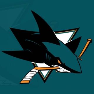 San Jose Sharks NHL Team - Obrázkek zdarma pro 320x320