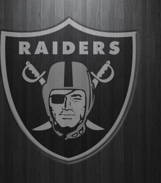 Oakland Raiders - Obrázkek zdarma pro 480x640