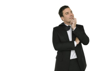 Jimmy Fallon Wallpaper for Android, iPhone and iPad