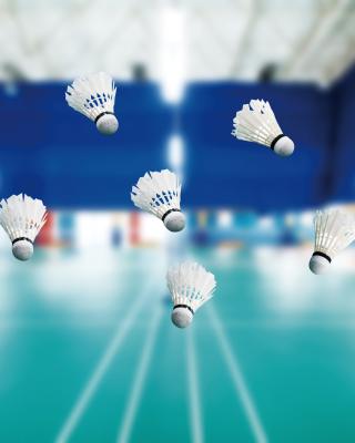 Badminton Court - Obrázkek zdarma pro Nokia Asha 202
