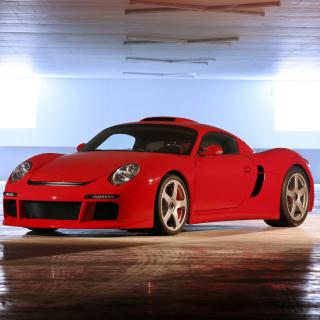 Porsche 911 Carrera Retro - Obrázkek zdarma pro 320x320