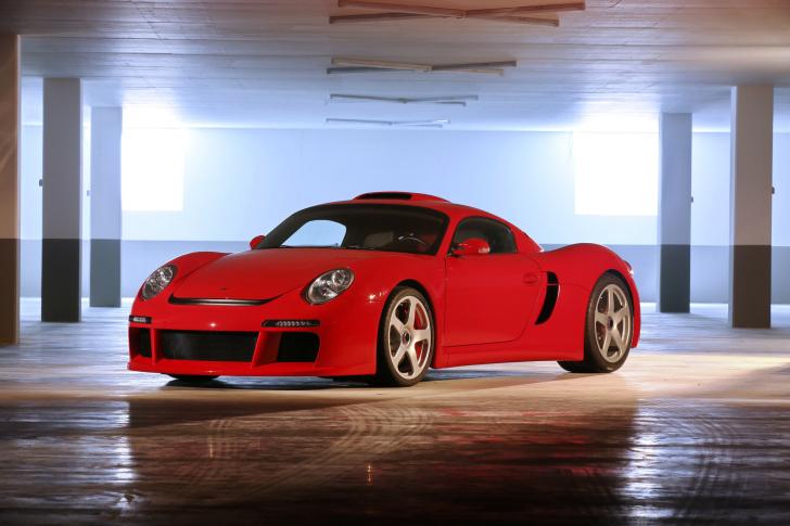 Porsche 911 Carrera Retro wallpaper