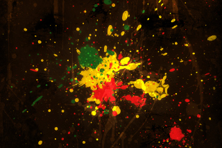 Rasta Splash - Obrázkek zdarma pro Samsung Galaxy Tab 2 10.1