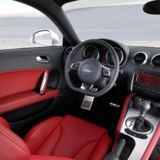 Audi TT 3 2 Quattro Interior - Obrázkek zdarma pro iPad Air