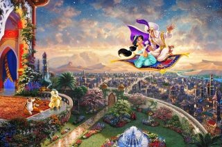 Free Aladdin Picture for Android, iPhone and iPad
