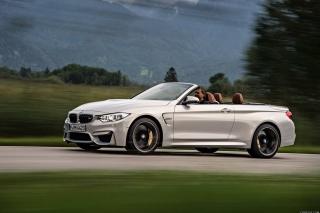BMW M4 Convertible - Obrázkek zdarma pro 1280x720