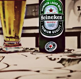 Heineken - Obrázkek zdarma pro iPad mini