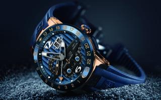 Ulysse Nardin - Luxury Watch Background for Desktop 1920x1080 Full HD