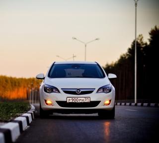 Opel - Obrázkek zdarma pro iPad