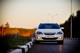 Opel - Obrázkek zdarma pro LG P700 Optimus L7