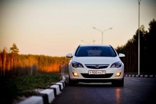 Opel - Obrázkek zdarma pro Samsung Galaxy Tab 4G LTE