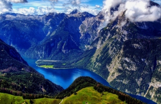 Konigssee, Berchtesgaden, Germany Wallpaper for Android, iPhone and iPad
