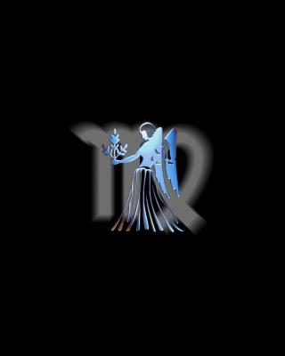 Virgo - Obrázkek zdarma pro Nokia C-5 5MP