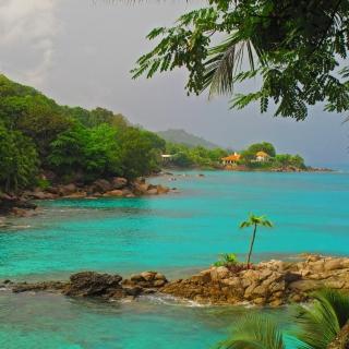 Baga Beach in North Goa - Obrázkek zdarma pro iPad 2