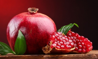 Pomegranate Wallpaper for Android, iPhone and iPad