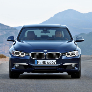 BMW 328i F30 - Obrázkek zdarma pro iPad Air