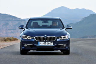 Free BMW 328i F30 Picture for Android, iPhone and iPad