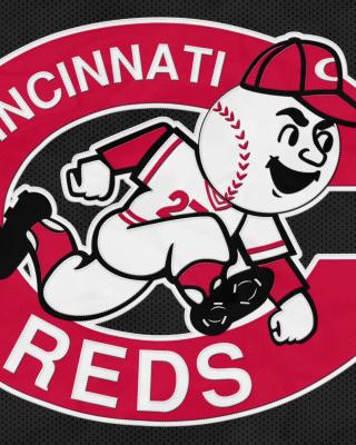 Cincinnati Reds from League Baseball - Obrázkek zdarma pro Nokia Asha 503