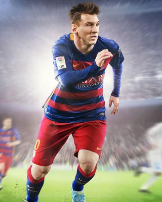 FIFA 2017 - Obrázkek zdarma pro Nokia C2-06