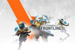 Titanfall Frontline Mobile Phone Game Background for Android, iPhone and iPad