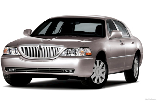 Lincoln Town Car Wallpaper for Android, iPhone and iPad