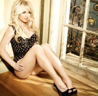 Britney Spears - Obrázkek zdarma pro iPad Air