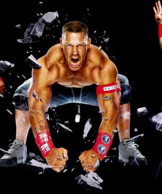 John Cena - Obrázkek zdarma pro Nokia C-5 5MP
