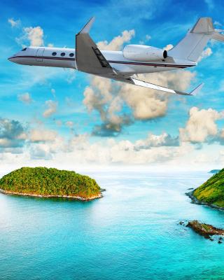 Private Island Luxury Holiday - Obrázkek zdarma pro 480x640
