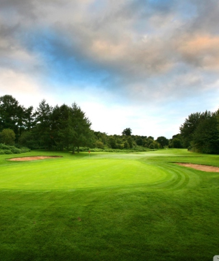 Golf Course - Obrázkek zdarma pro Nokia Lumia 920