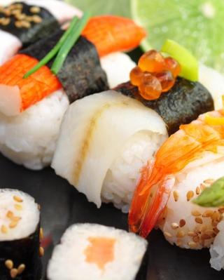 Japanese Food - Obrázkek zdarma pro Nokia C-Series