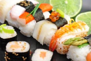 Japanese Food - Obrázkek zdarma pro 320x240