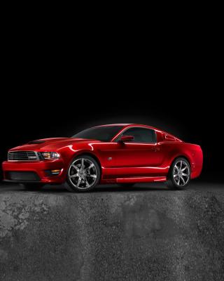 Saleen S281 Supercharged Mustang - Obrázkek zdarma pro Nokia 5233