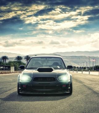 Subaru - Obrázkek zdarma pro iPhone 4