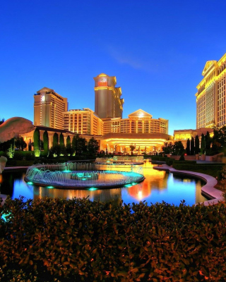Caesars Palace Las Vegas Hotel - Obrázkek zdarma pro Nokia Lumia 720