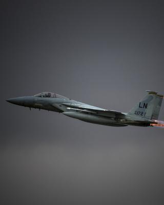 McDonnell Douglas F-15 Eagle Fighter Aircraft - Obrázkek zdarma pro Nokia X1-00