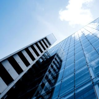 Office Business Park - Obrázkek zdarma pro iPad