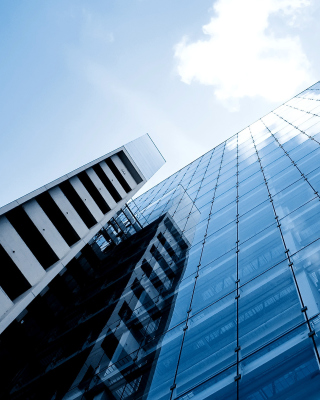 Office Business Park - Obrázkek zdarma pro iPhone 6 Plus