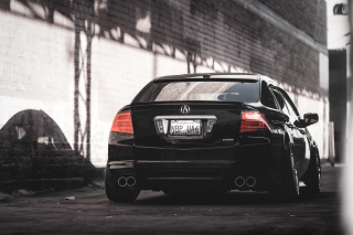 Free Acura TL Tuning Picture for Android, iPhone and iPad