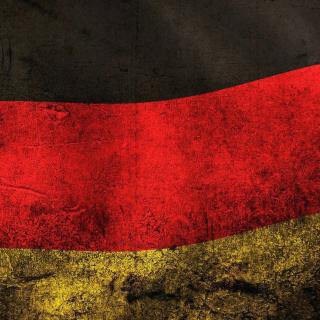 Germany Flag - Obrázkek zdarma pro iPad 3