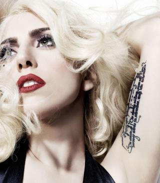 Lady Gaga - Obrázkek zdarma pro Nokia Lumia 2520