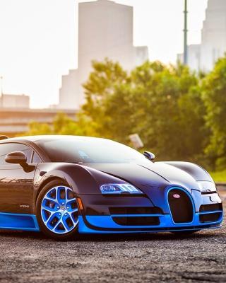Bugatti Veyron Super Sport Auto - Obrázkek zdarma pro 480x800